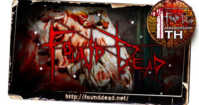 【予告】FOUND DEAD(ファウンドデッド)1周年記念&祝3,000DL突破!特別企画が進行中!