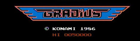 【レトロゲーム秘宝館-別館-】「GRADIUS(グラディウス)」