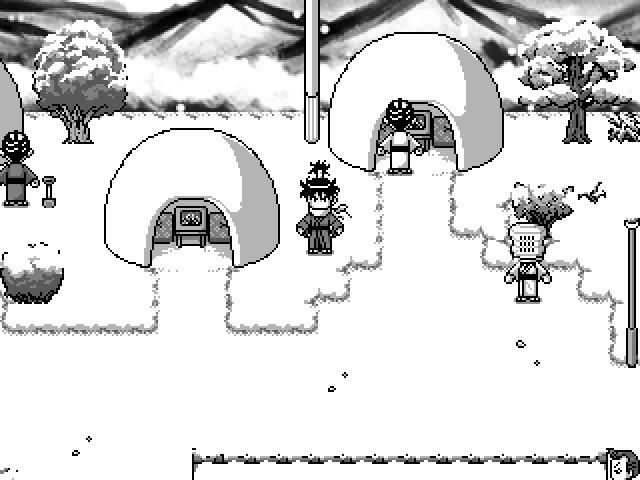 【同人ゲーム 和風 エロ RPG】MANGEII(マンゲツー) 陸奥のかまくら