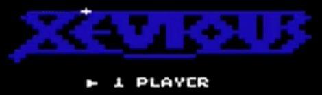 【レトロゲーム秘宝館-別館-】「ゼビウス」